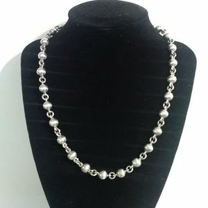 Jewelry - 925 Taxco Mexico Ball Necklace